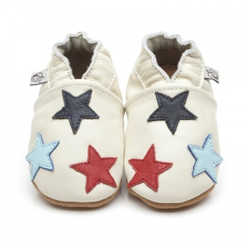 cream-star-shoes