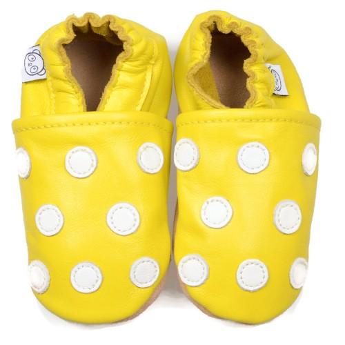 yellow-dot-shoes